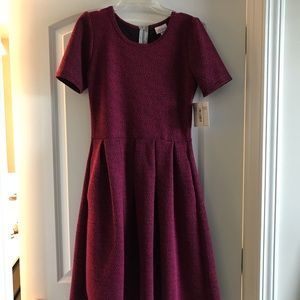 **NWT!!!** Lularoe Amelia dress